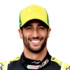 Daniel Ricciardo headshot