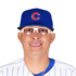 Jesse Chavez headshot