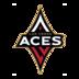LV Aces logo